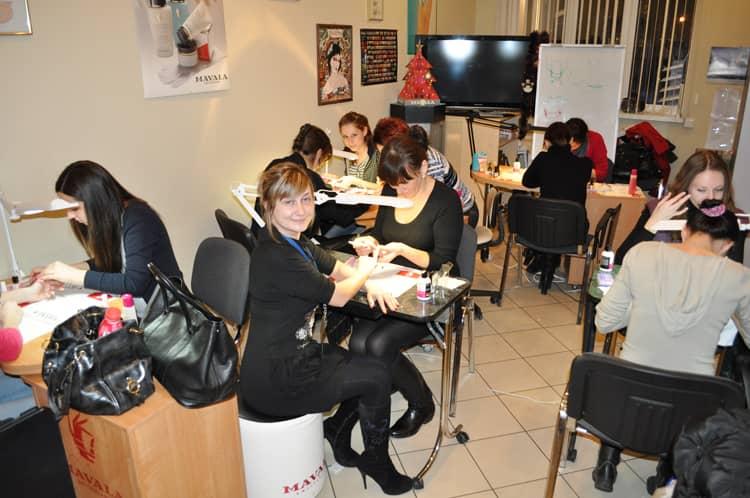 Учебный центр Амарилис - нестандартный подход к обучению nail мастеров